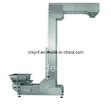 Packing Machine Z Shape Bucket Elevator for Loading Materials