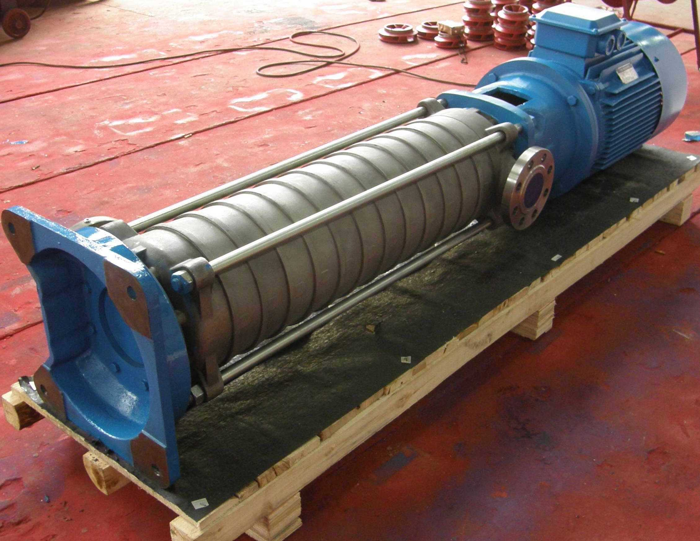 High Pressure Multistage End Suction Pump (MQE, MQH,)