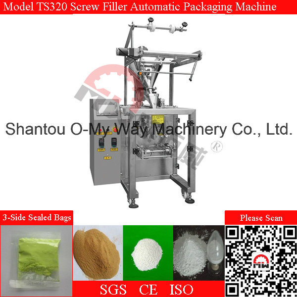 Decline Screw Auger Fine Powder Packing Machine