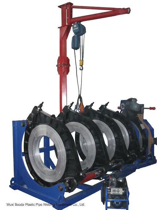 Plastic Pipeline Welding Machine (BRDH 1000, Hydraulic)