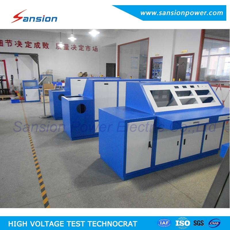 PLC AC Motor Test System