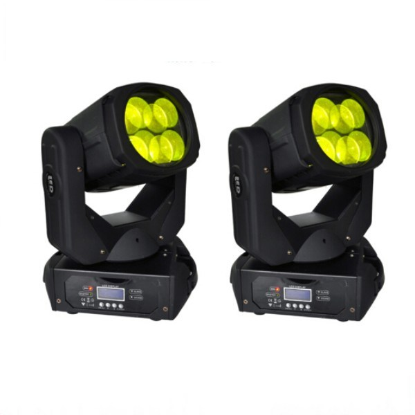 Rotating Beam Bar 4X25W Super Beam LED Moving Head