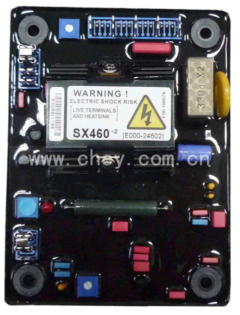 Automatic Voltage Regulator with Good Quality Sx460