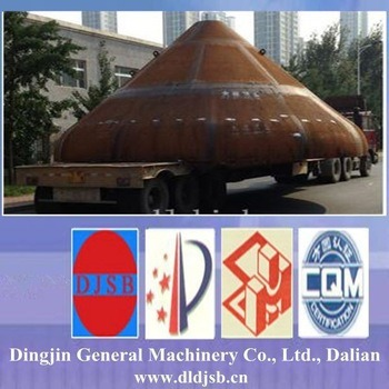 Large Specification Pressure Vessel Part Cones