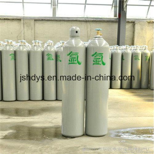 Seamless Steel Oxygen Hydrogen Argon Helium CO2 Gas Cylinder CNG Cylinder (GB5099)