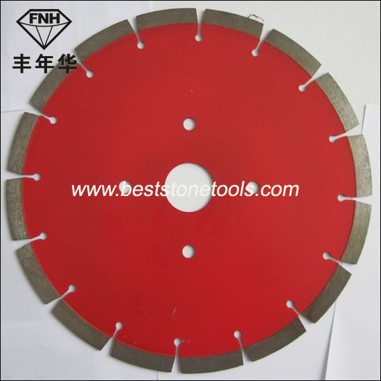 Diamond Circular Saw Blade for Cutting Granite Asphalt Concrete