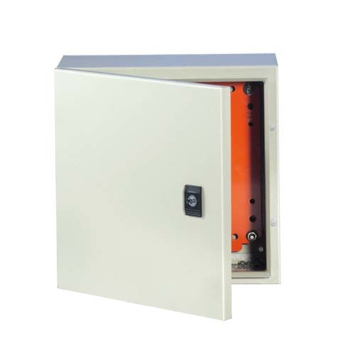 Metal Wall Mounting Distribution Box/Board IP65 Electrical Cabinet