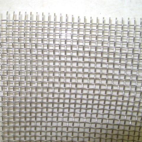 China Factory Zhuoda Supply Nickel Wire Mesh (ZDNWM)