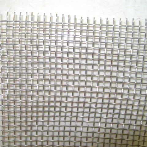 China Wholesale Zhuoda Factory Nickel Wire Mesh (ZDNWM)
