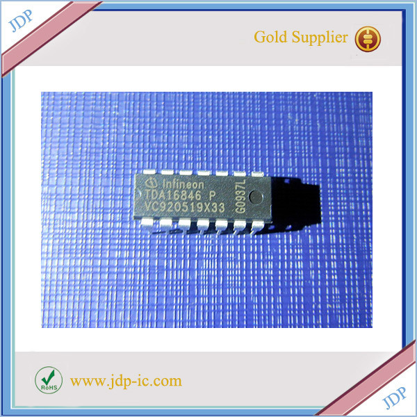 Ics for Consumer Electronics Tda16846