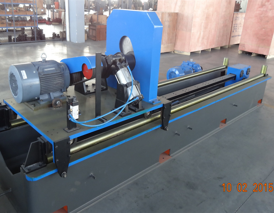 Wg76 Welded Pipe Manufacturing Machine