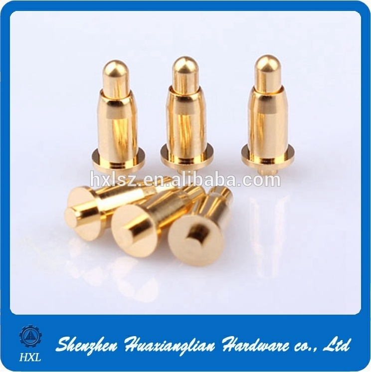 SMT Brass Pogo Pin Connector
