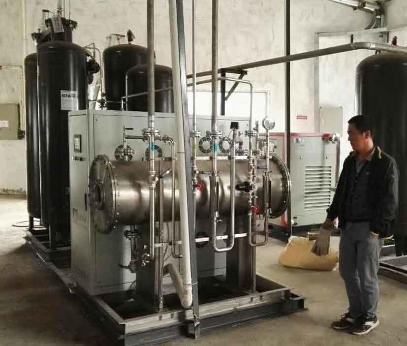 4kg/H Agriculture Ozone Generator for Soil Remediation and Irrigation