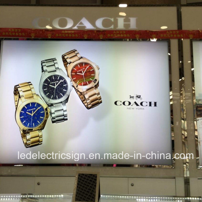 Advertising Product with LED Light Box