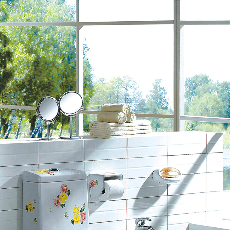 Extendable LED Light Stainless Steel Bathroom Mirror (Q68/Q69)