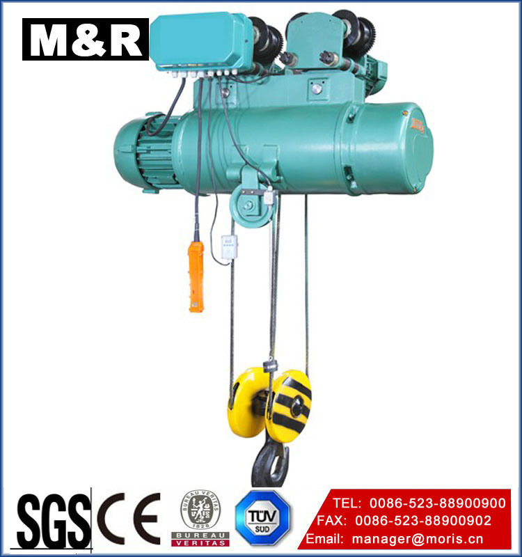 0.75 Ton Wire Electric Hoist of High Quality