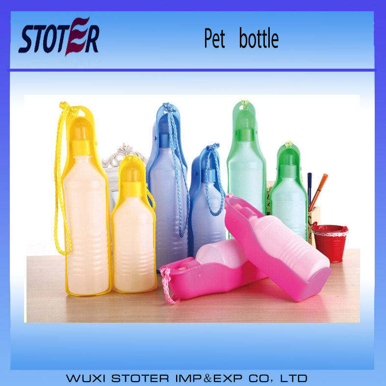 Professional Fashion Convenient Clear Plastic Drinking Bottles for Pet