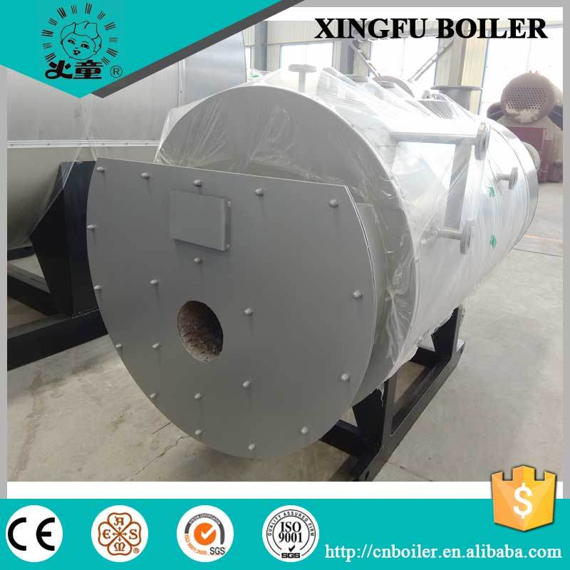 0.2 Ton to 30 Ton Gas or Oil Fired Boiler