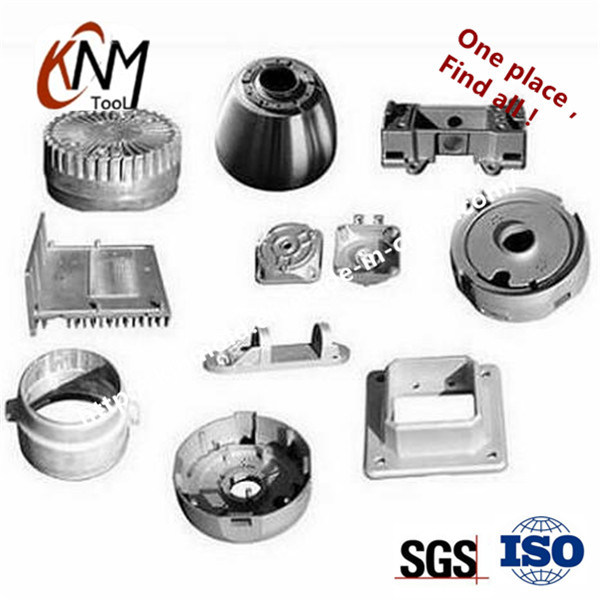 Aluminum Die Casting for Automation and LED Lighting Industry