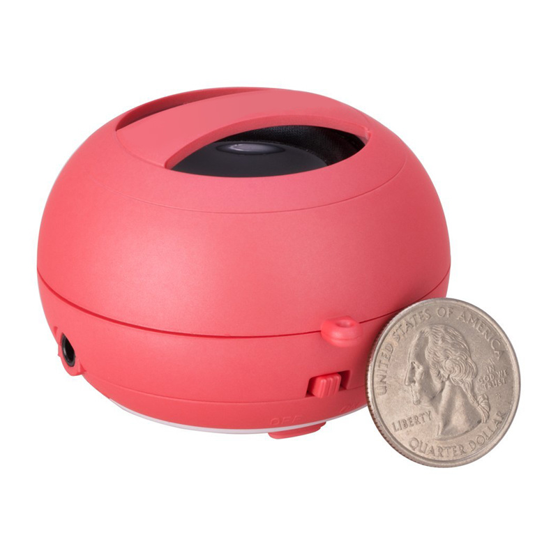 Traveling Portable Mobile Mini Speaker with Rechargeable Battery