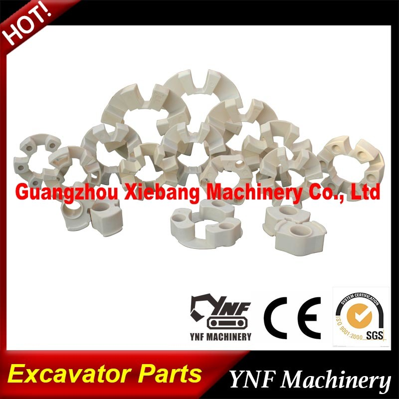 Excavator Parts CF-H Coupling for Kobelco, Caterpillar, Jcb, John Deere