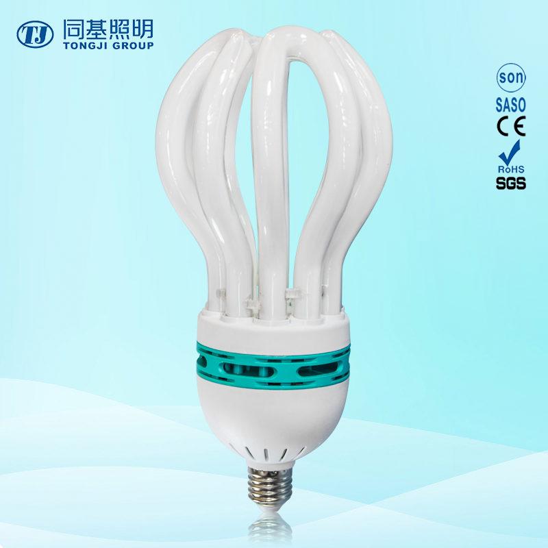 Energy Saving Lamp 125W Lotus Halogen/Mixed/Tri-Color CFL