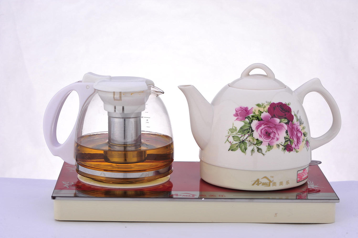 Porcelain Electric Kettle ~ Ceramic electric kettle ml b china