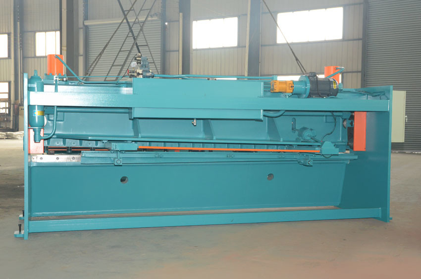 Hydraulic Guillotine Shearing Machine (QC11Y)