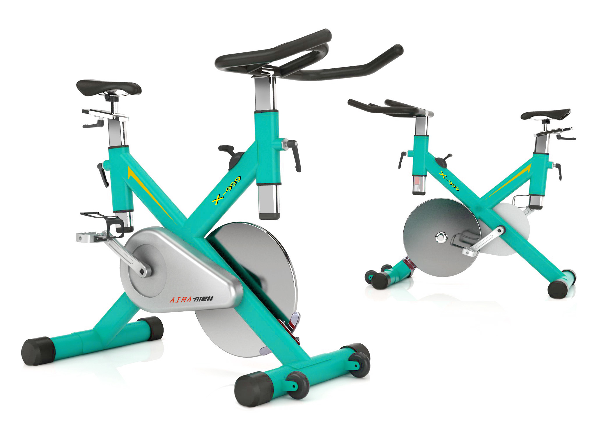 Hot Indoor Hot Spinning Bike Am-S9003