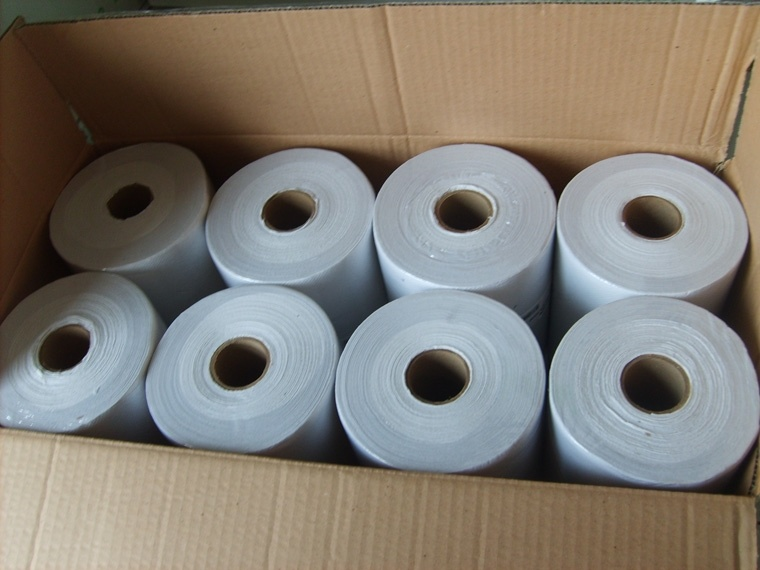 Industrial Blue Centrefeed Paper Towel Roll