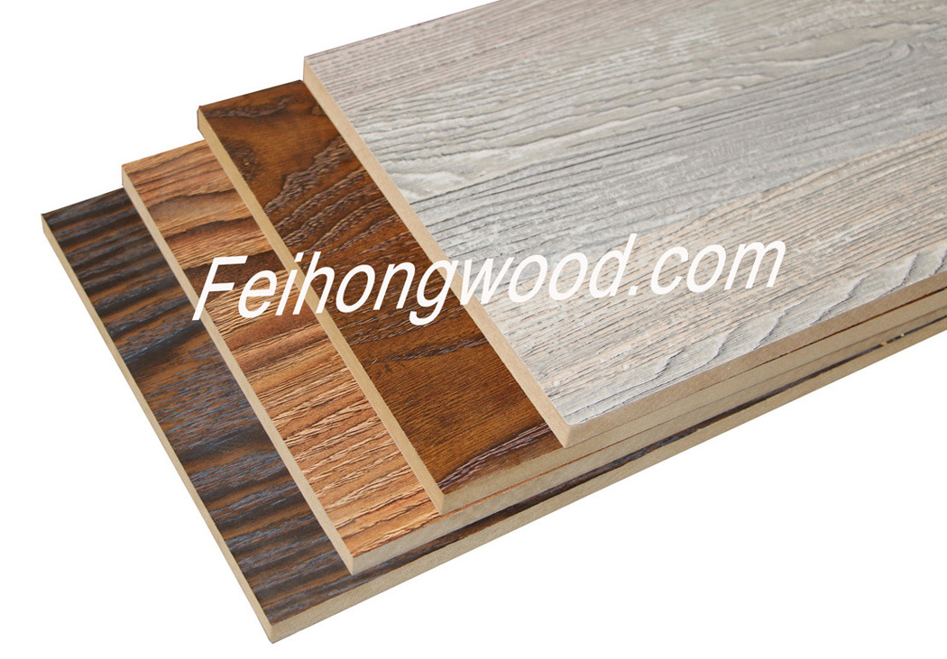 Chinese Melamine Faced MDF with Top Quality