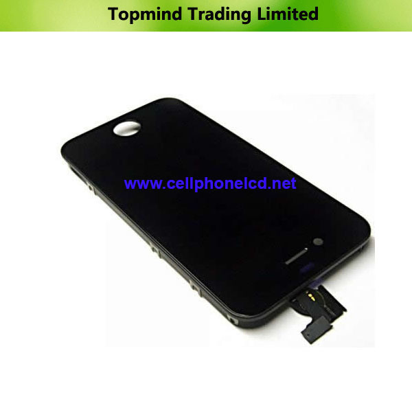 LCD for iPhone 4S with Touch Screen with Frame