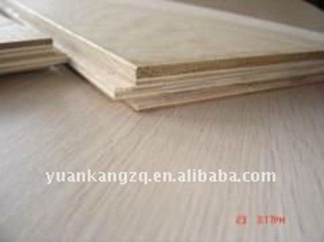Beijing Supplier Light Color Brushed Oak Parquet Engineered Hardwood Flooring