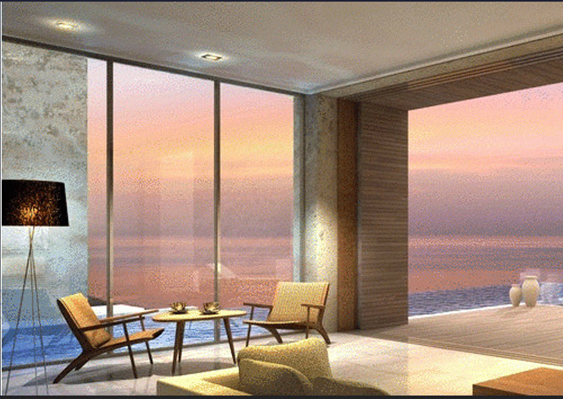 Pdlc Smart Laminating Switchable Glass for Hotel