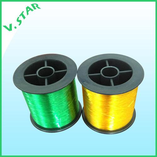 Nylon 6 Monofilament High Twisted Yarn