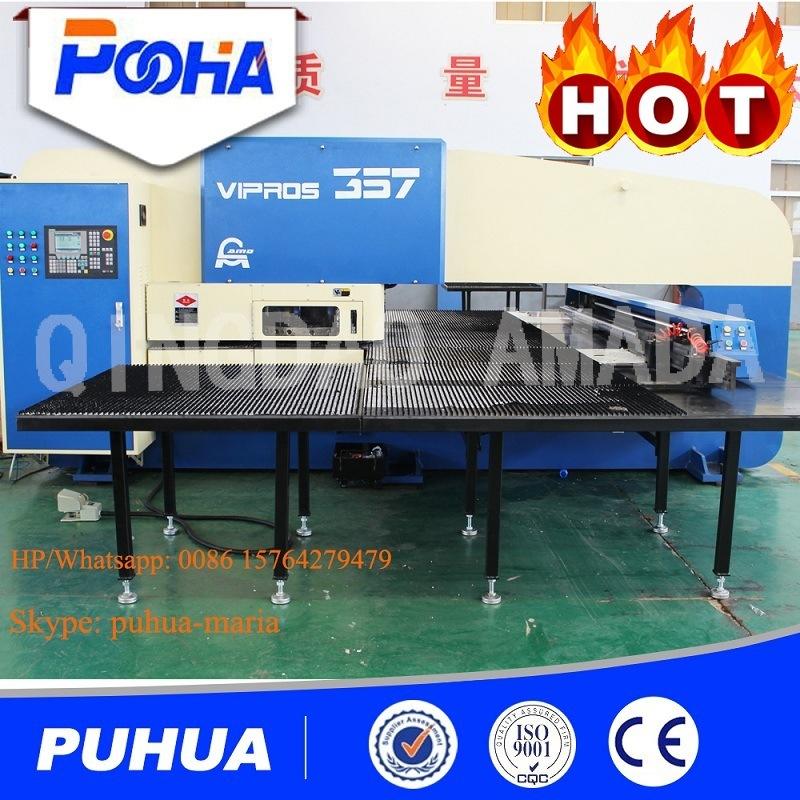 Hydraulic CNC Punching Machine for Sheet Metal Price