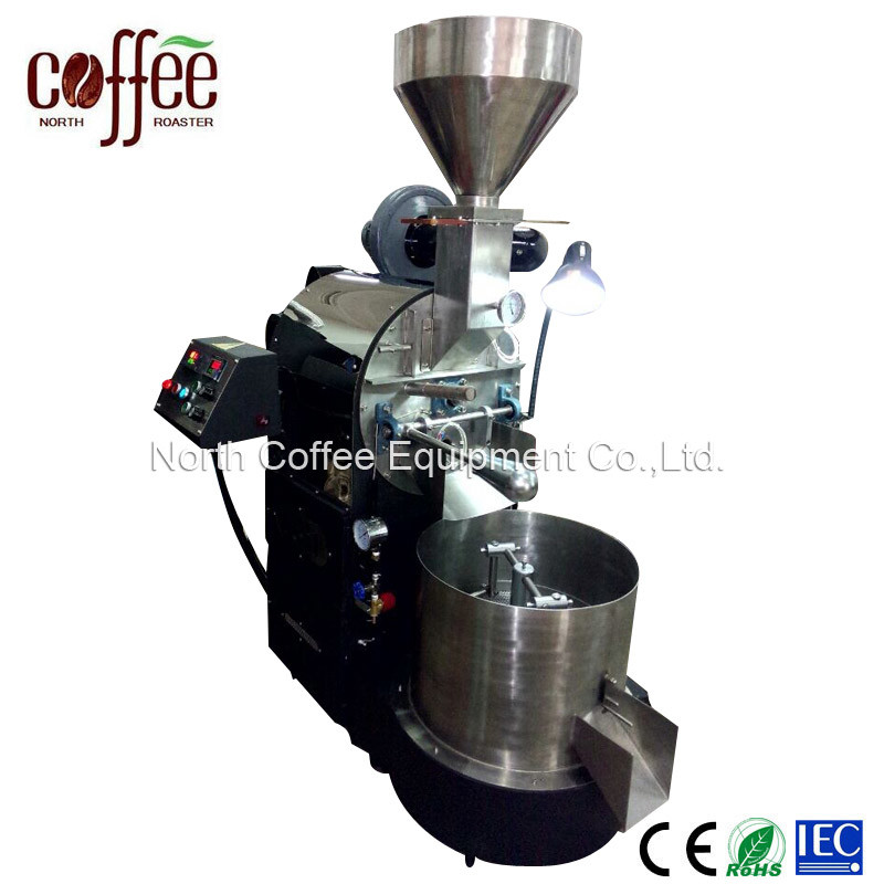 6kg Coffee Roaster Machine/6kg Coffee Bean Roasting Machine