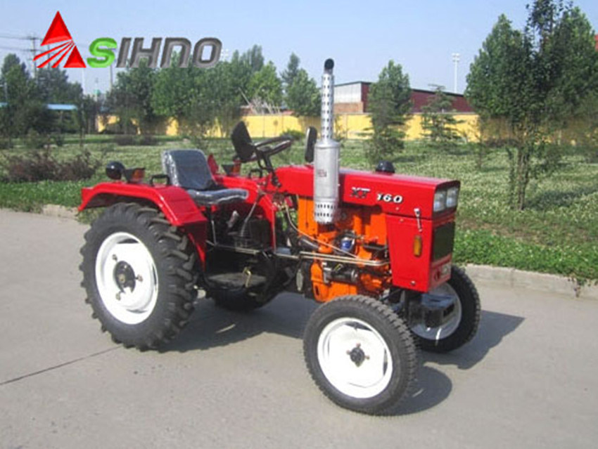 Xt160 Four Wheel Drive Agriculture Cheap Farm Tractors