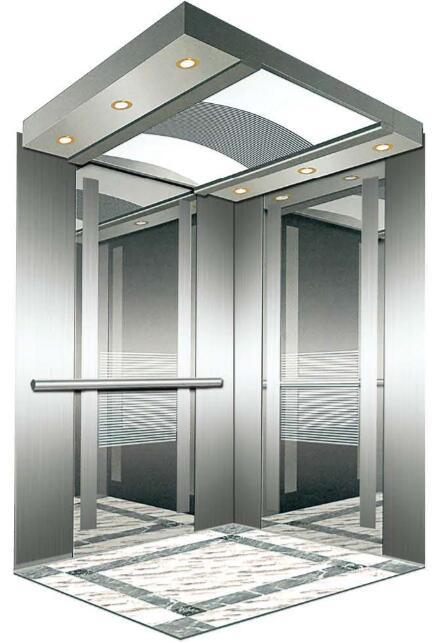 AC Vvvf Drive Gearless Traction Passenger Elevator with German Technology (RLS-104)