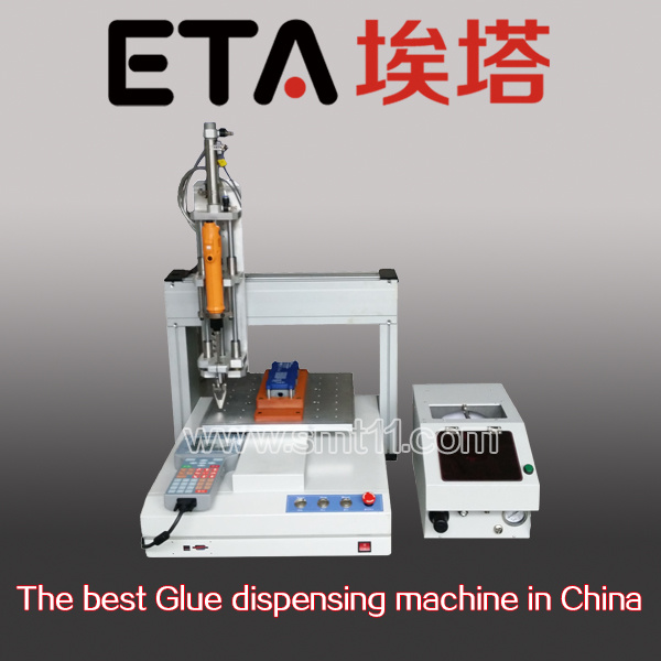 Automatic Hot Melt Glue Dispensing Machine
