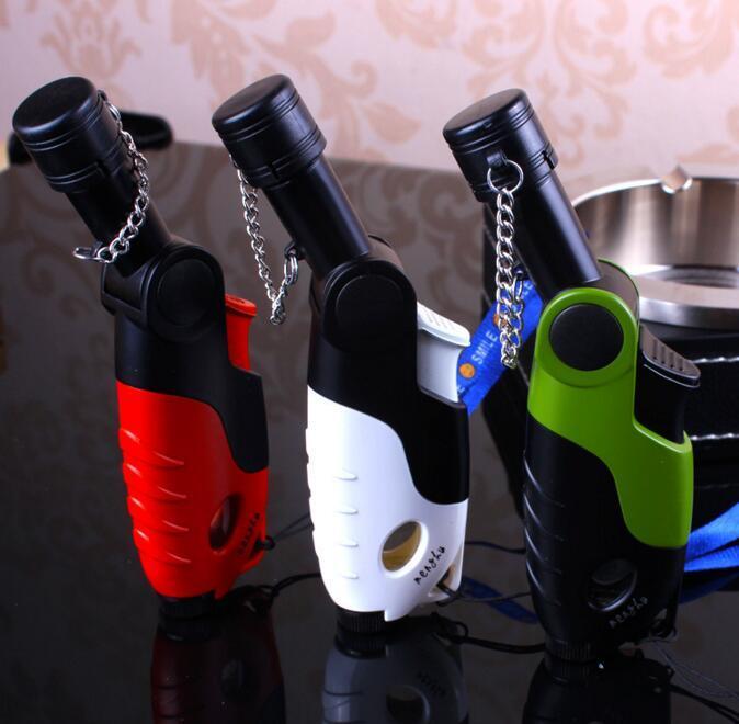 Hot Sales Butane Flame Lighter/ Flint Torch Lighter