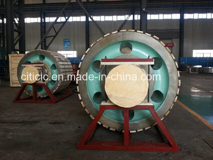 Support Rollers for Rotary Kiln and Rotary Dryer