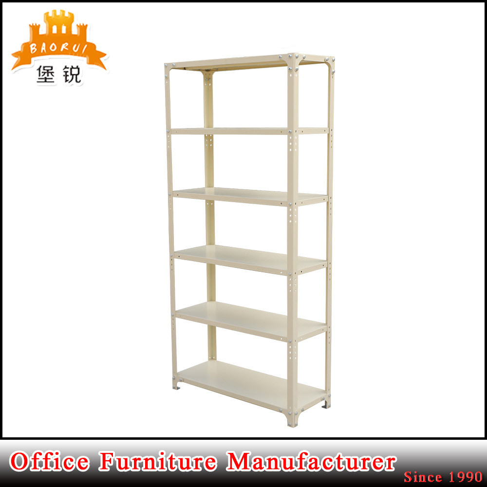 Light-Duty Warehouse Steel Supermarket Metal Display Shelving Storage Shelf Rack