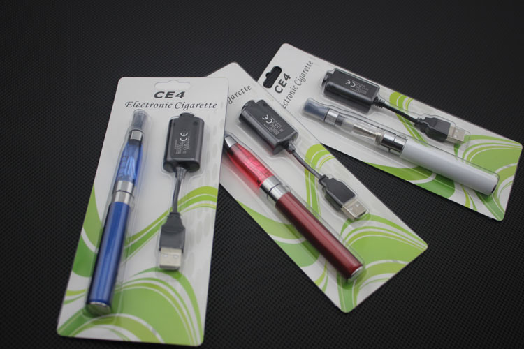 Wholesale EGO Ce4 Blister Kit High Quality E Cigarette