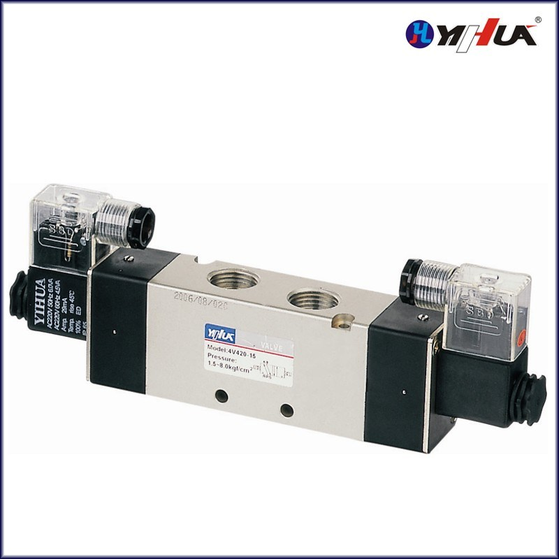 Electromagnetic Valve / Double Power (4V420-15)