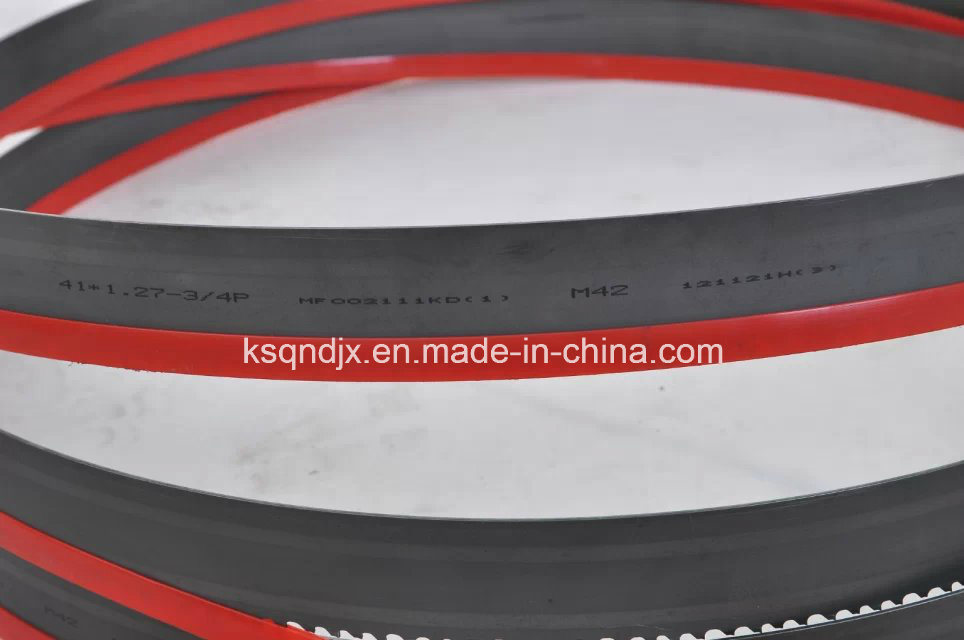 High Speed Steel M42 Bimetal Band Saw Blades