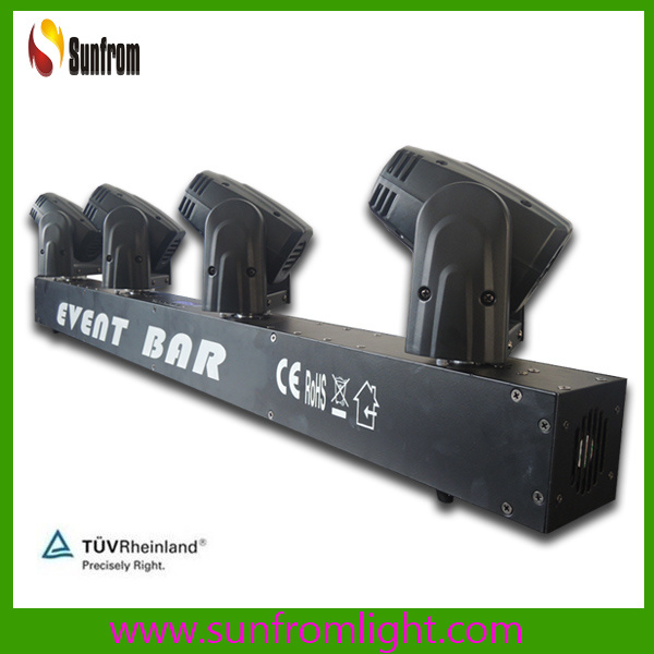 DJ 4 Heads Event LED Beam Bar Disco Light