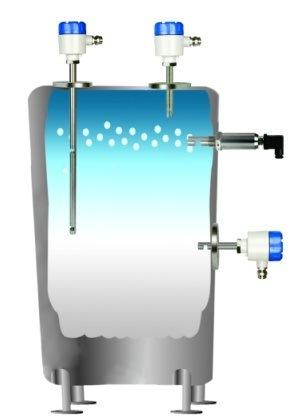 Mini Ultrasonic Liquid Level Meter
