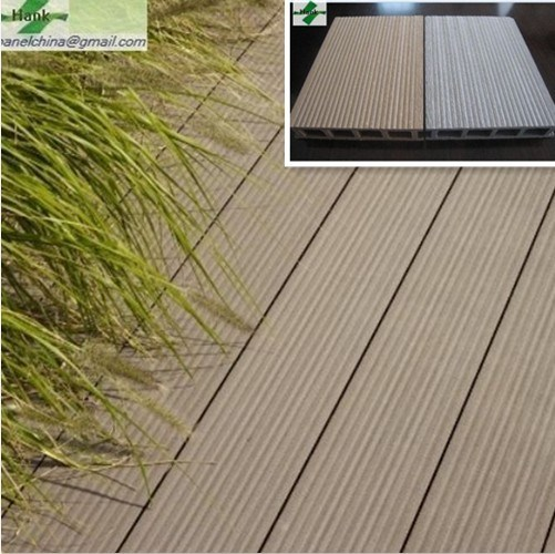 China Recyclable Plastic Wood Decking China Composite