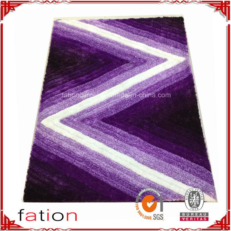 Various Colors Option Area Rug Shaggy Carpet